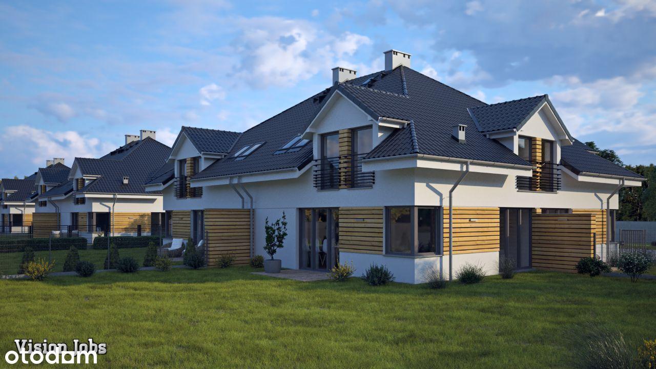 Nowy apartament z ogrodem i tarasem - bezczynszowy