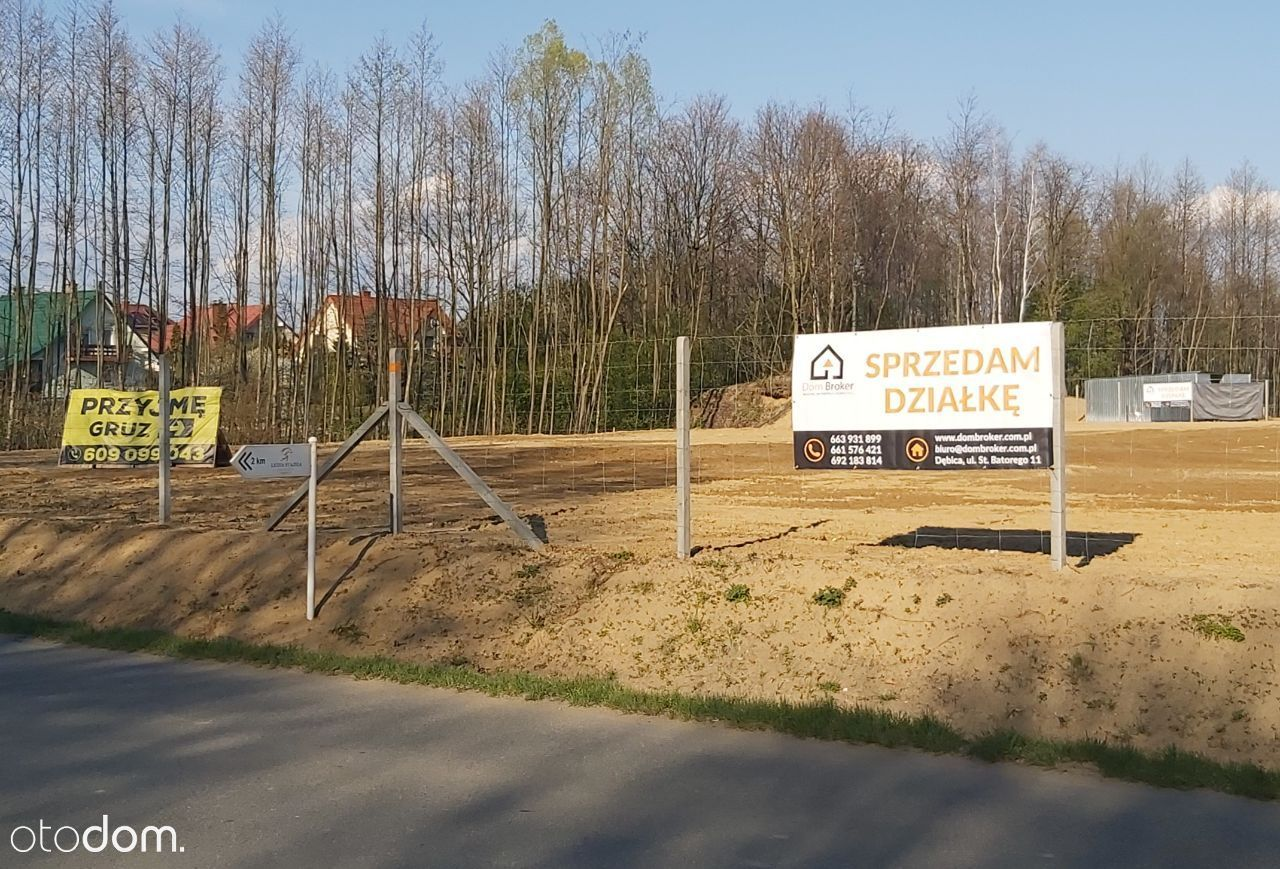 Działka budowlana 12 ar, Nagoszyn, WZ