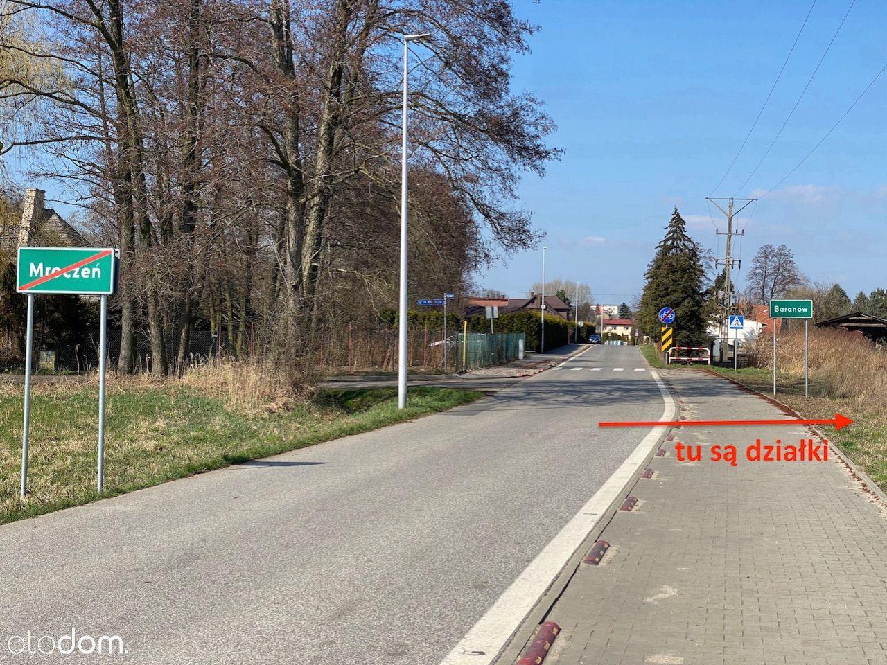 Kup działkę budowlaną 1,5km od Rynku w Kępnie