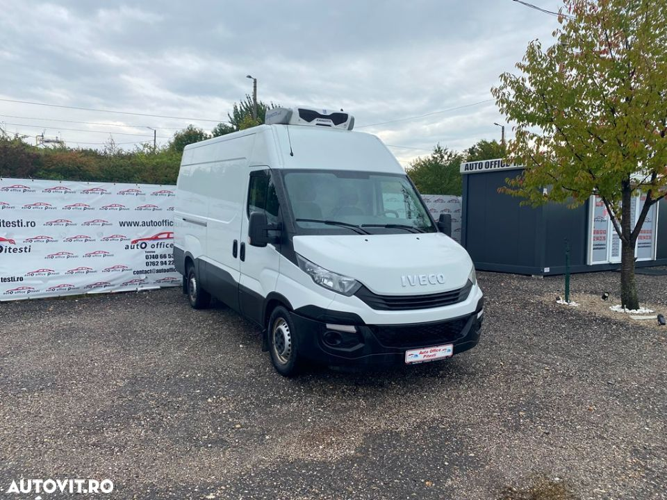 Iveco DAILY Diesel 136CP 2018 Foto 2