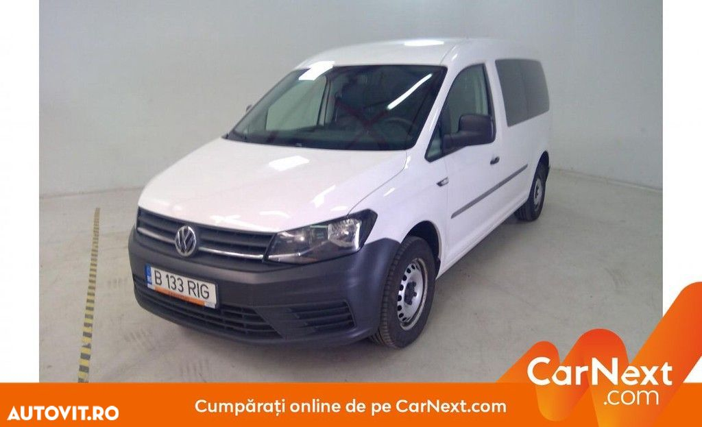 Volkswagen Caddy Maxi - 1