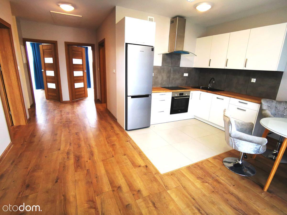 Nowy - 3 pokojowy apartament z ogródkiem!