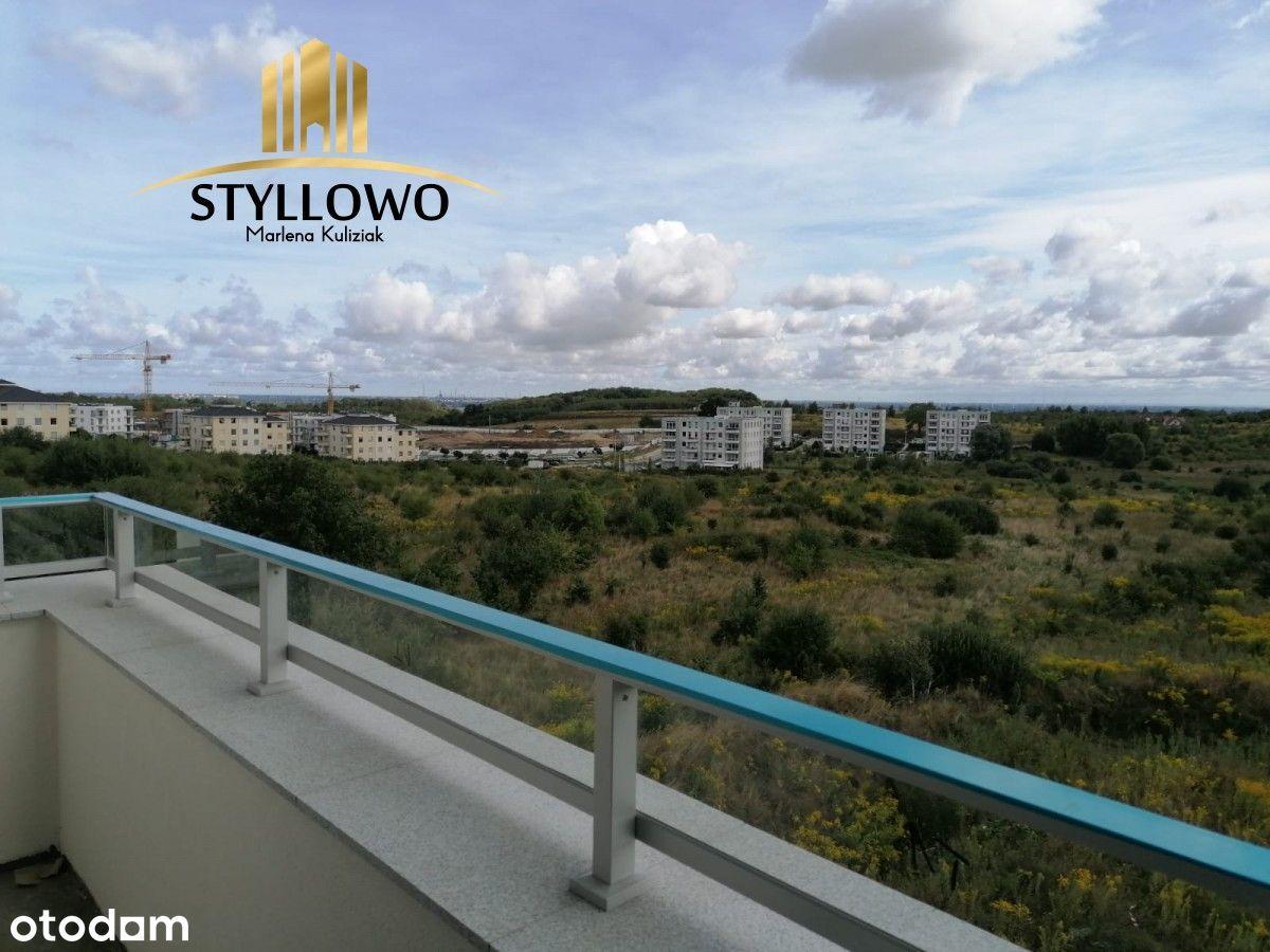 2-pokojowe słoneczne mieszkanie Gdańsk - Południe