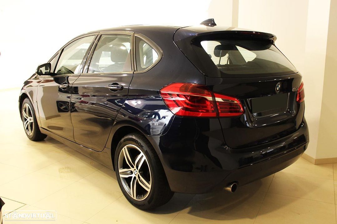 BMW 214 Active Tourer Sport Line 214 D 2015 - 18