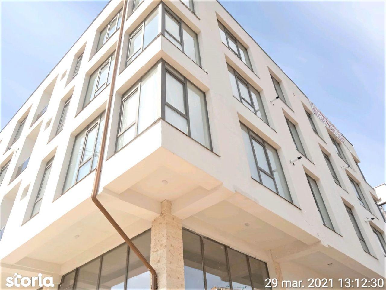 Apartament 3 camere finisat+garaj Doamna Stanca nr 55 Azure Residence