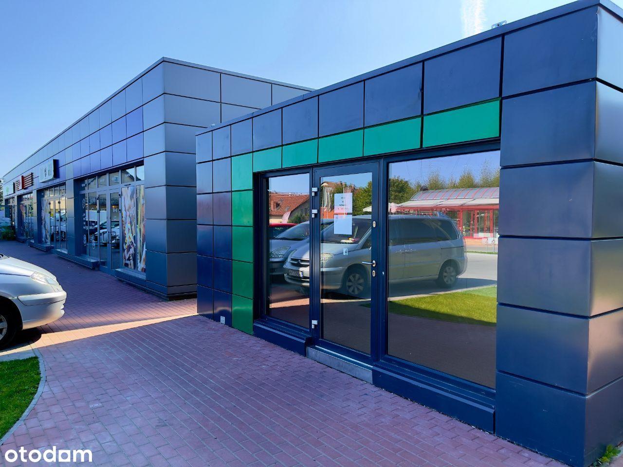 Lokal usługowy - Centrum handlowe Jasień Gdańsk