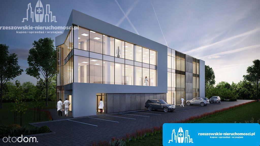 Sprzedaż powierzchni handlowo-usługowych 417 m2.