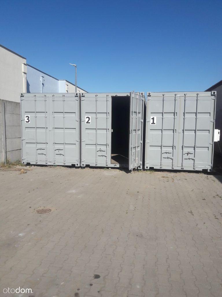 Bydgoszcz Self Storage Kontenery Magazynowe