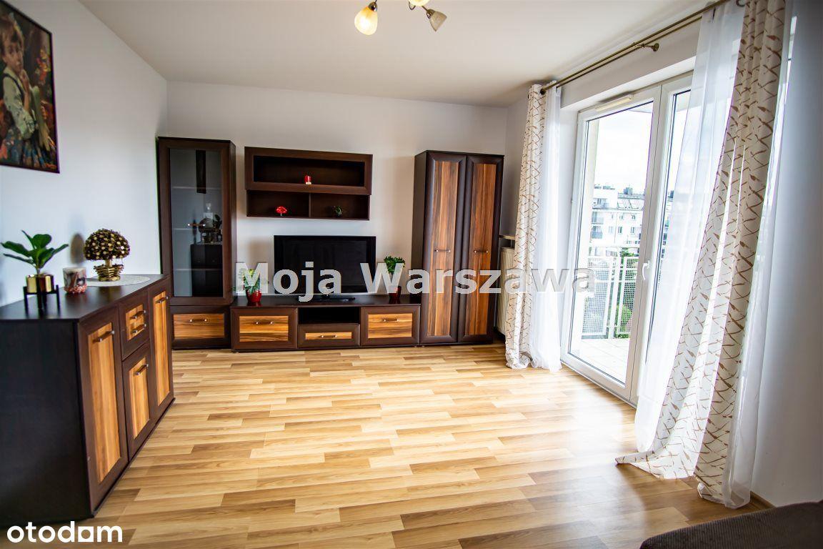 2-pok mieszkanie, komórka, parking na Białołęce