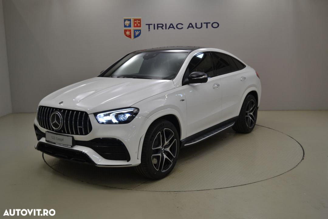 Mercedes-Benz GLE Coupe GLE53-AMG - 2