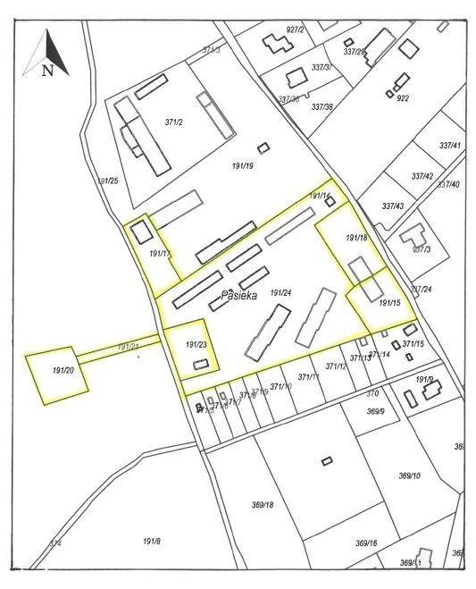 Lokal użytkowy, 854,07 m², Miastko