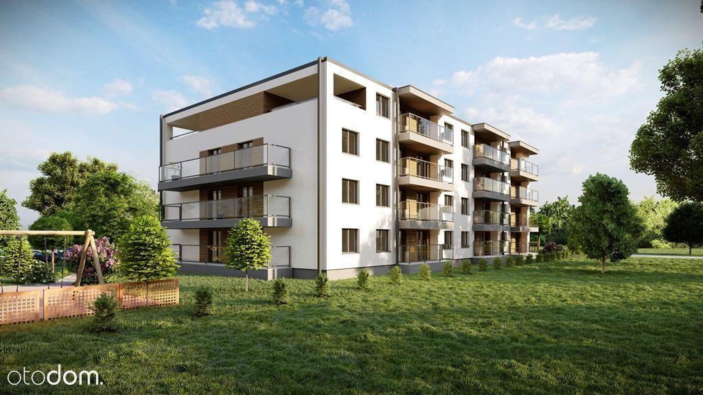 3 pokojowe mieszkanie na nowym osiedlu Turkusowa
