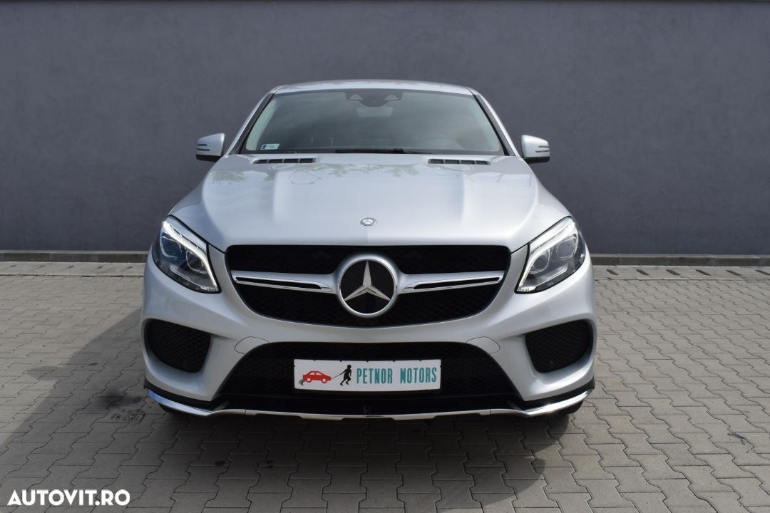 Mercedes-Benz GLE Coupe 400 - 15