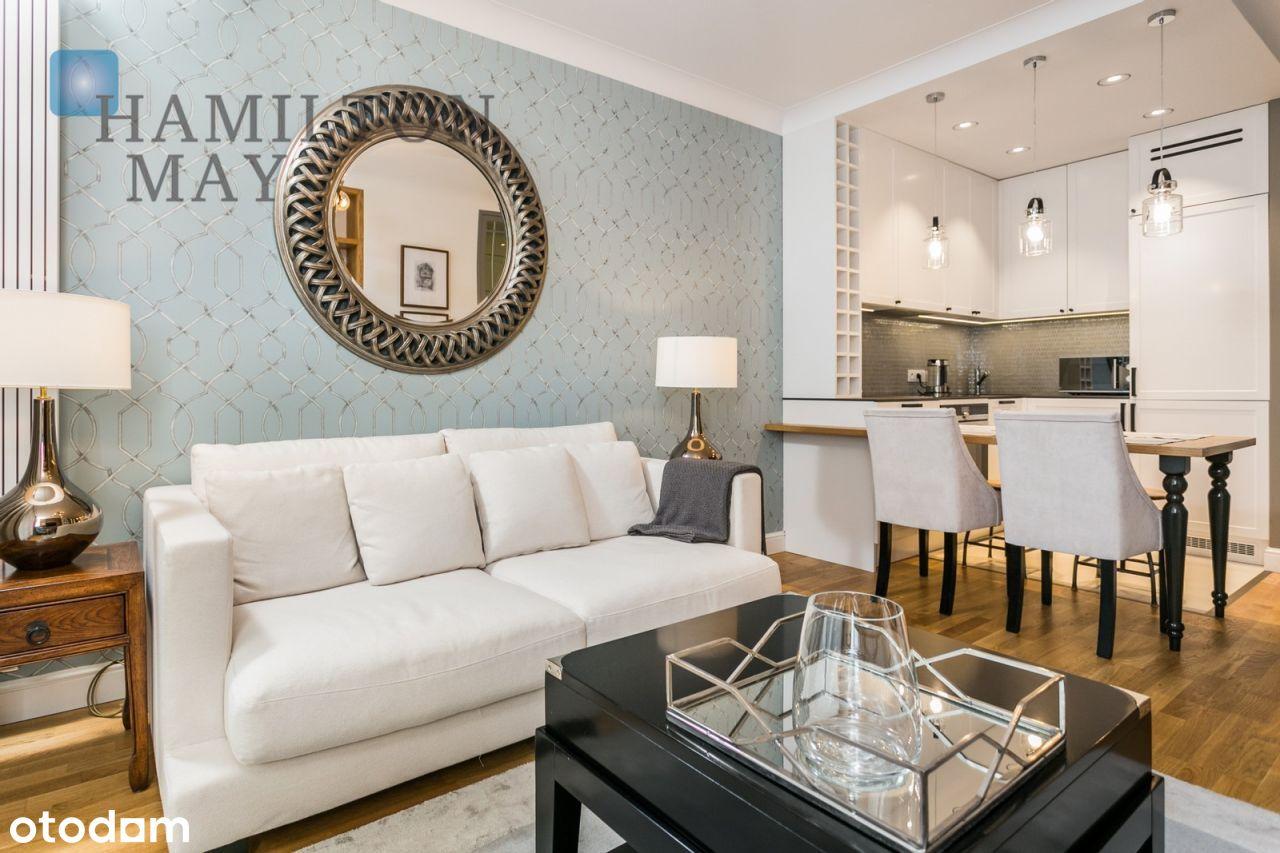W pełni umeblowane, luksusowe mieszkanie