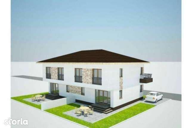 Casa 4 camere,PARTER+ETAJ+MANSARDA,Bragadiru-Haliu