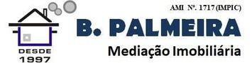 Agência Imobiliária: B.Palmeira Sociedade de Mediação Imobiliária Lda.