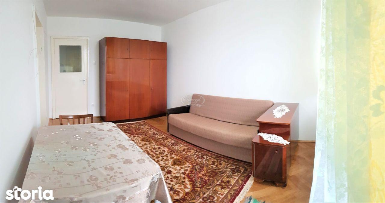 Apartament mobilat, utilat, la 3 min de Iulius Mall