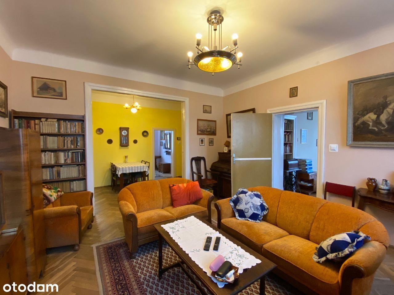 Mieszkanie 84,58 m2 Śródmieście - Radiostacja