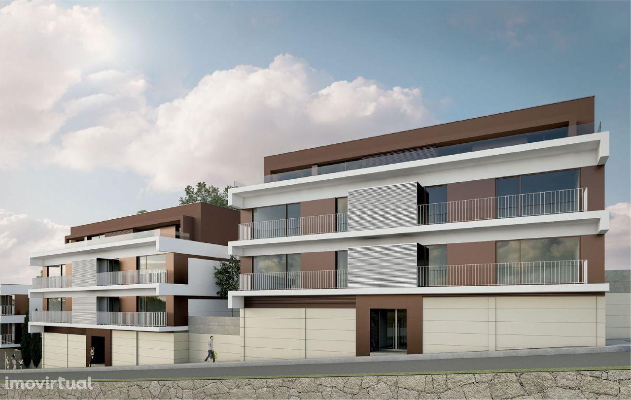 Apartamentos Premium T3 - Condominio do Castelo