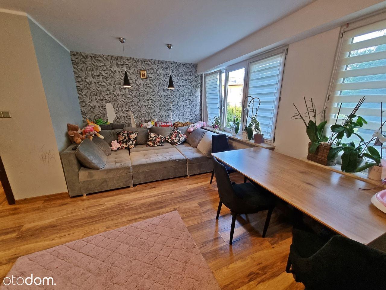 Świetnie urządzone mieszkanie na parterze