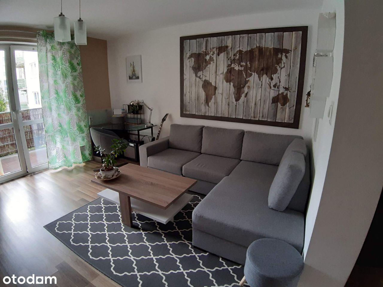 Mieszkanie na wynajem - 54 metry - Kurdwanów