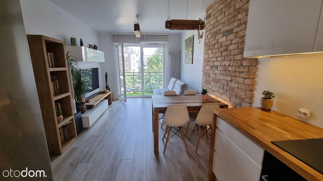 Mieszkanie 2 pokoje + garaż , Olimpia Port