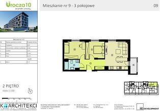Mieszkanie 3 Pokoje Nowa Inwestycja!