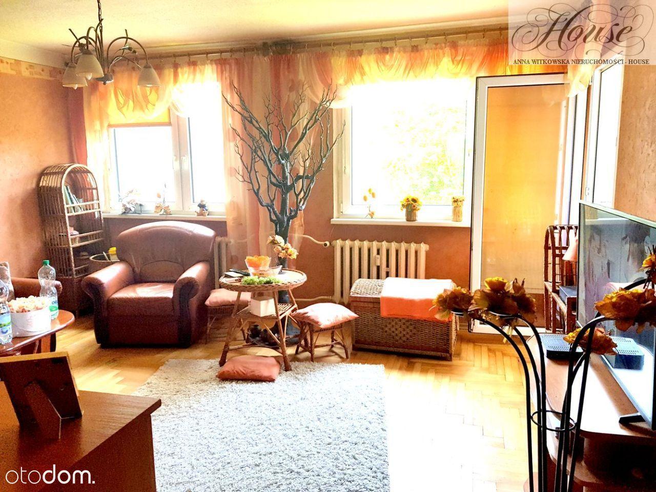Wygodne mieszkanie przy u. Klonowej .
