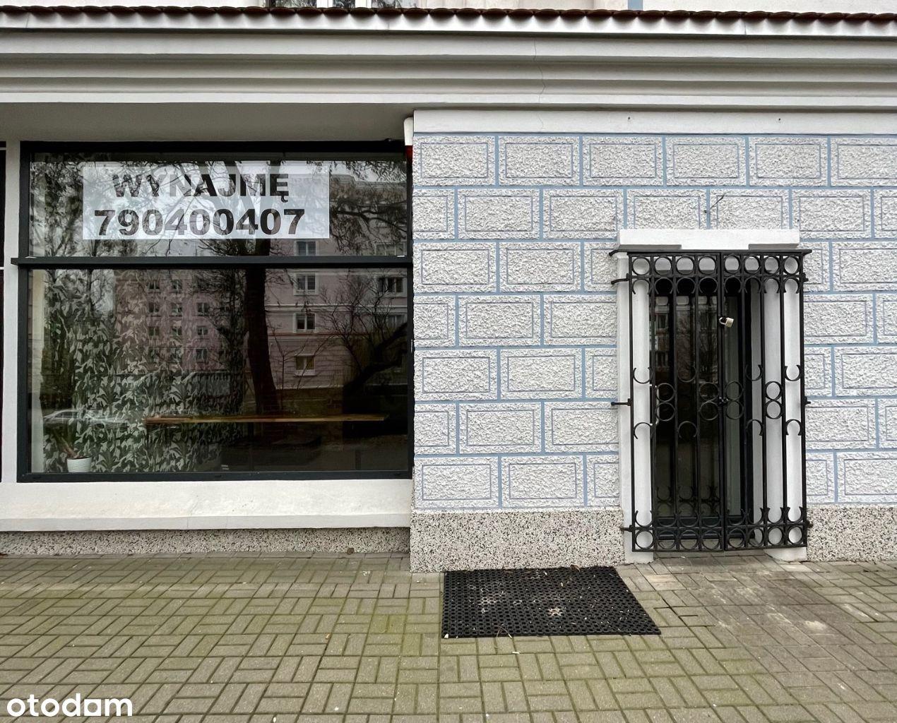 Wynajme lokal użytkowy Warszawa Nowolipki 13