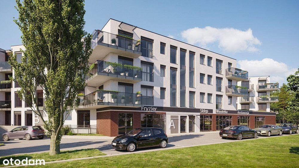 Pruszcz Park, budynek C, mieszkanie 2.C.30