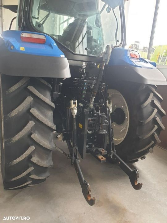 New Holland T6.125 - 9