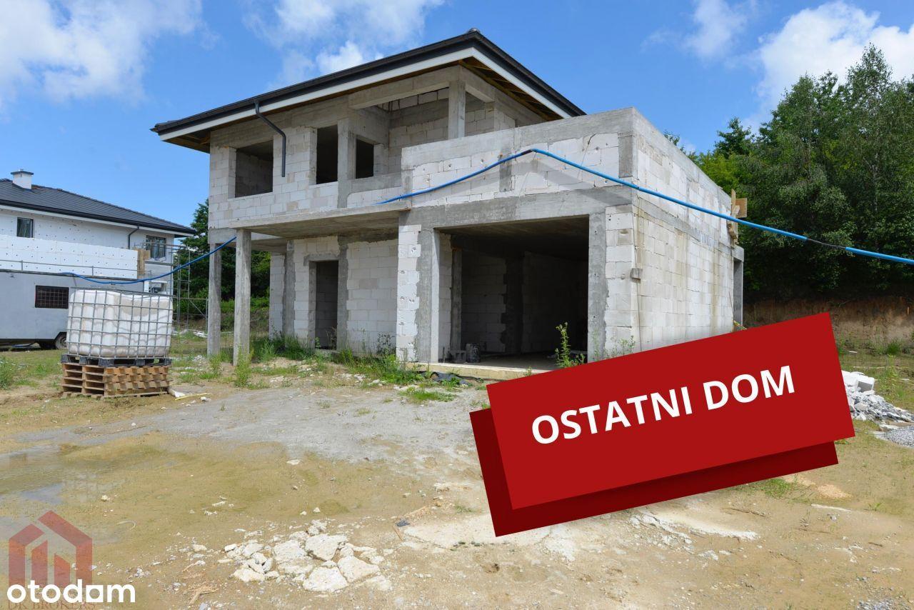 Ostatni Dom wolnostojący Słocina   Osiedle willowe