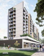 3 camere, 60 mp terasa, proiect nou, Astorium My Home, comision 0 %