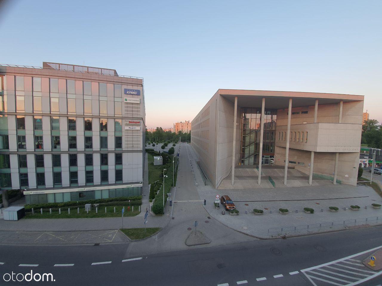 Blisko sąd, IBM, autostrada centrum i park polecam
