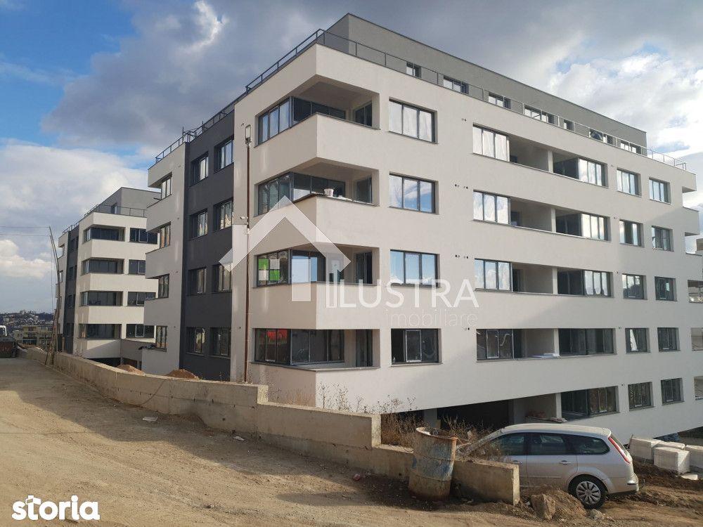 Apartament in bloc nou, 3 camere,  de vânzare, în D.Rotund