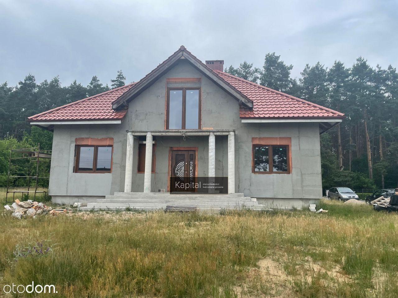 40min od Wrocławia 175m2 Dom Pod Lasem Bierutów