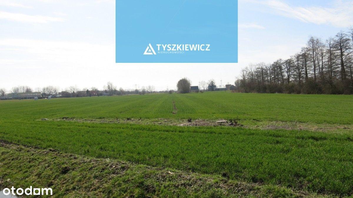 Działka przemysłowa blisko obwodnicy - Przejazdowo