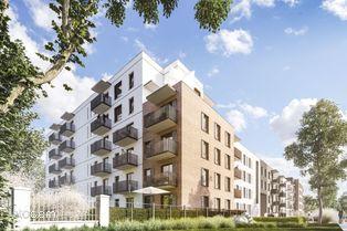 Apartament Senatorska w centrum Łodzi // 27,21 m2