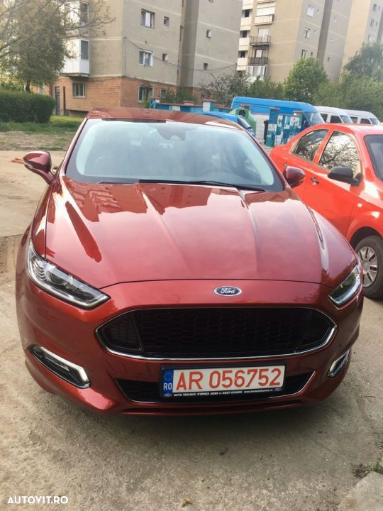 Ford Mondeo ST - 1