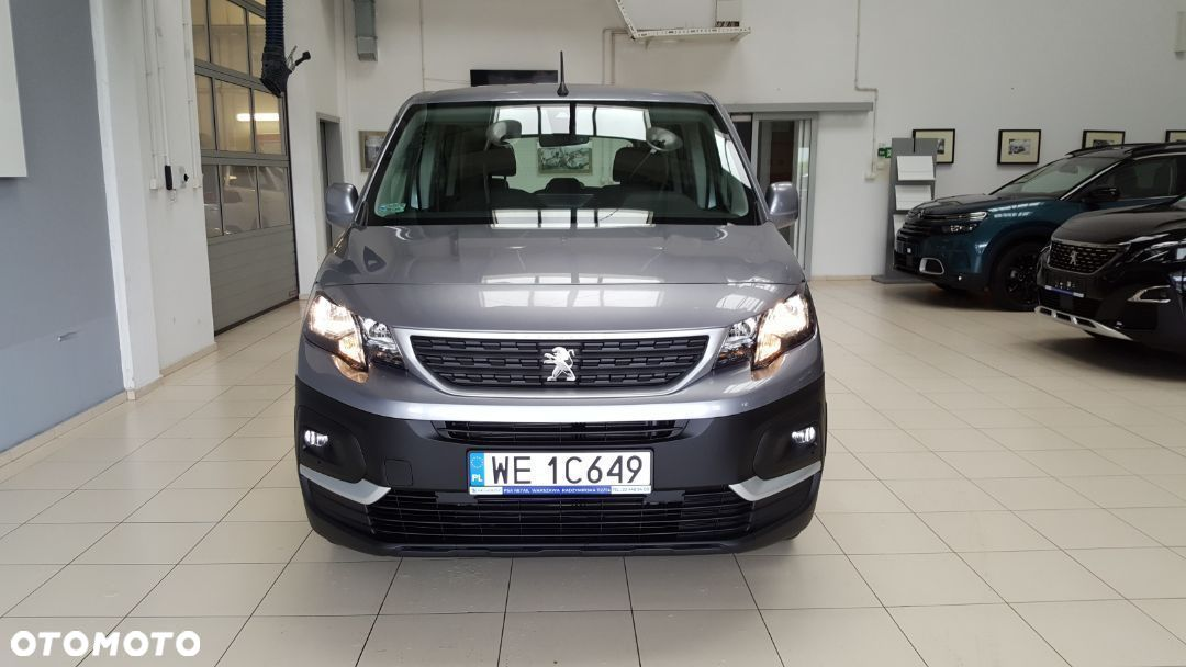 Peugeot Rifter LONG ACTIVE AUTOMAT 1.5 DIESEL BlueHDi 130 KM demonstracyjny - 1
