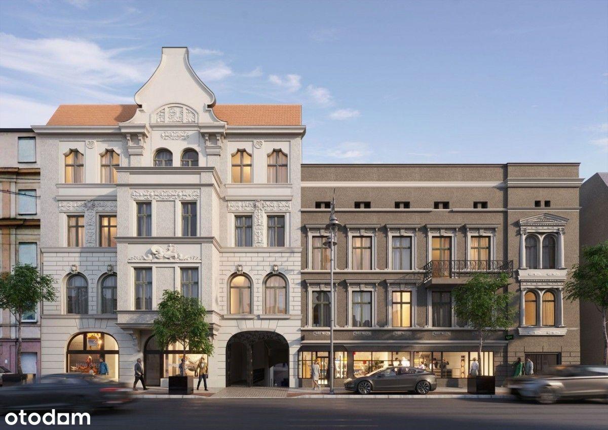 Inwestycja w sercu miasta, 3 pokoje 66m2