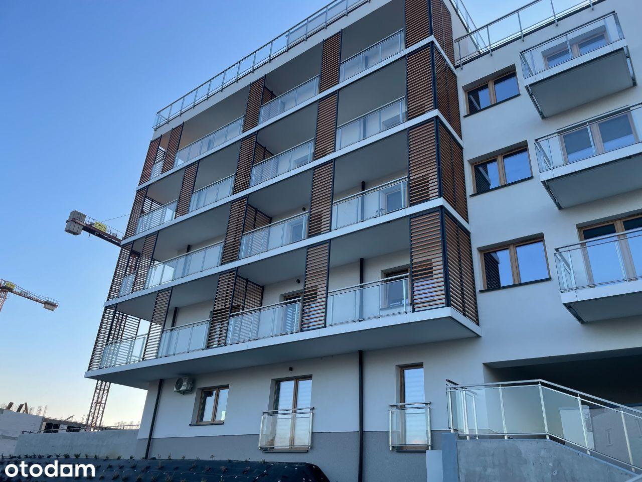 Nowe Mieszkanie Gotowe M2 40m2 Miła/Strażacka