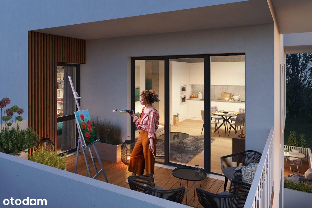 Czteropokojowe mieszkanie Bacciarellego 54 C1.2.9