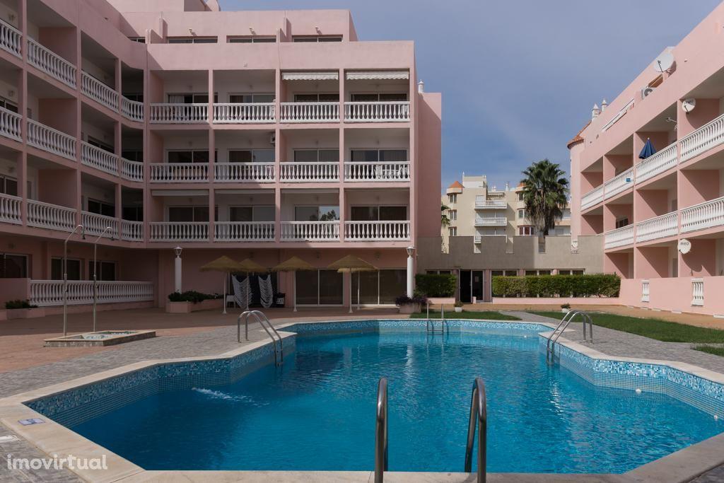 EAR-015 Apartamento T2 em Monte Gordo com piscina a 150m da praia