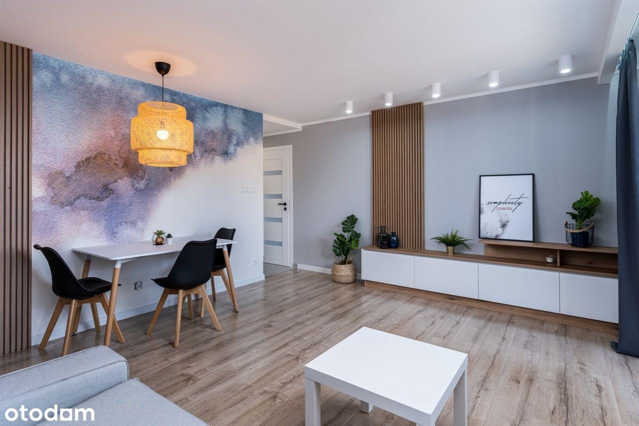 3 pokoje | 59 m2 | Po GENERALNYM remoncie | Loggia