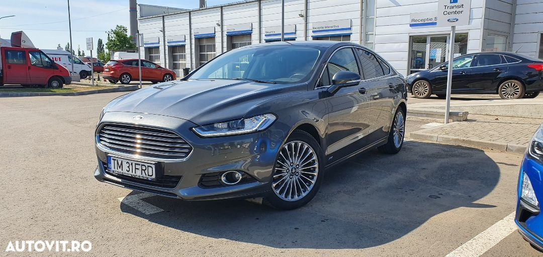 Ford Mondeo MK5 - 6