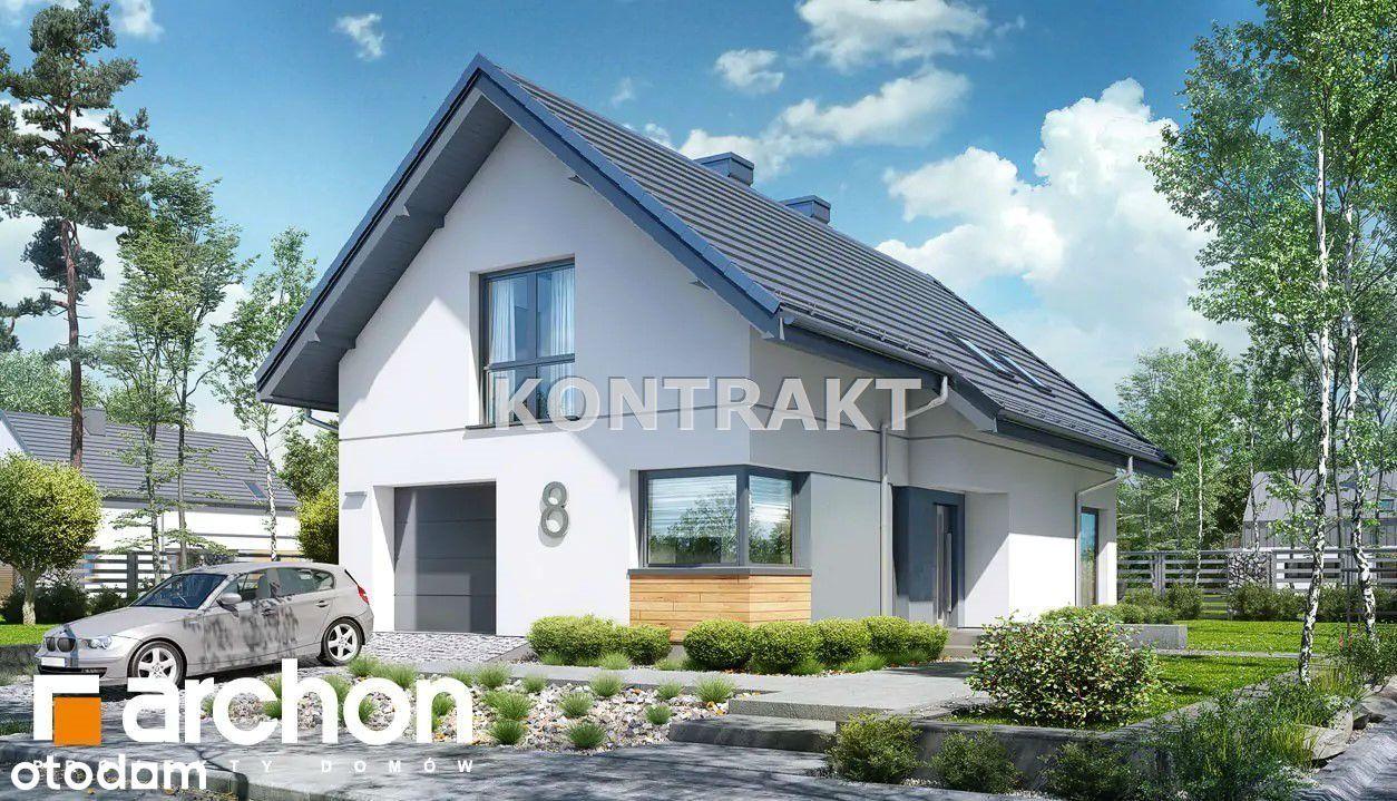 Nowy dom w atrakcyjnej lokalizacji na Zaborzu