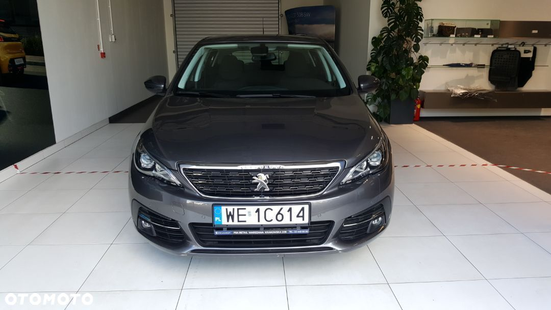 Peugeot 308 ACTIVE+ 1.2 benzyna PURETECH 110 KM demonstracyjny - 1