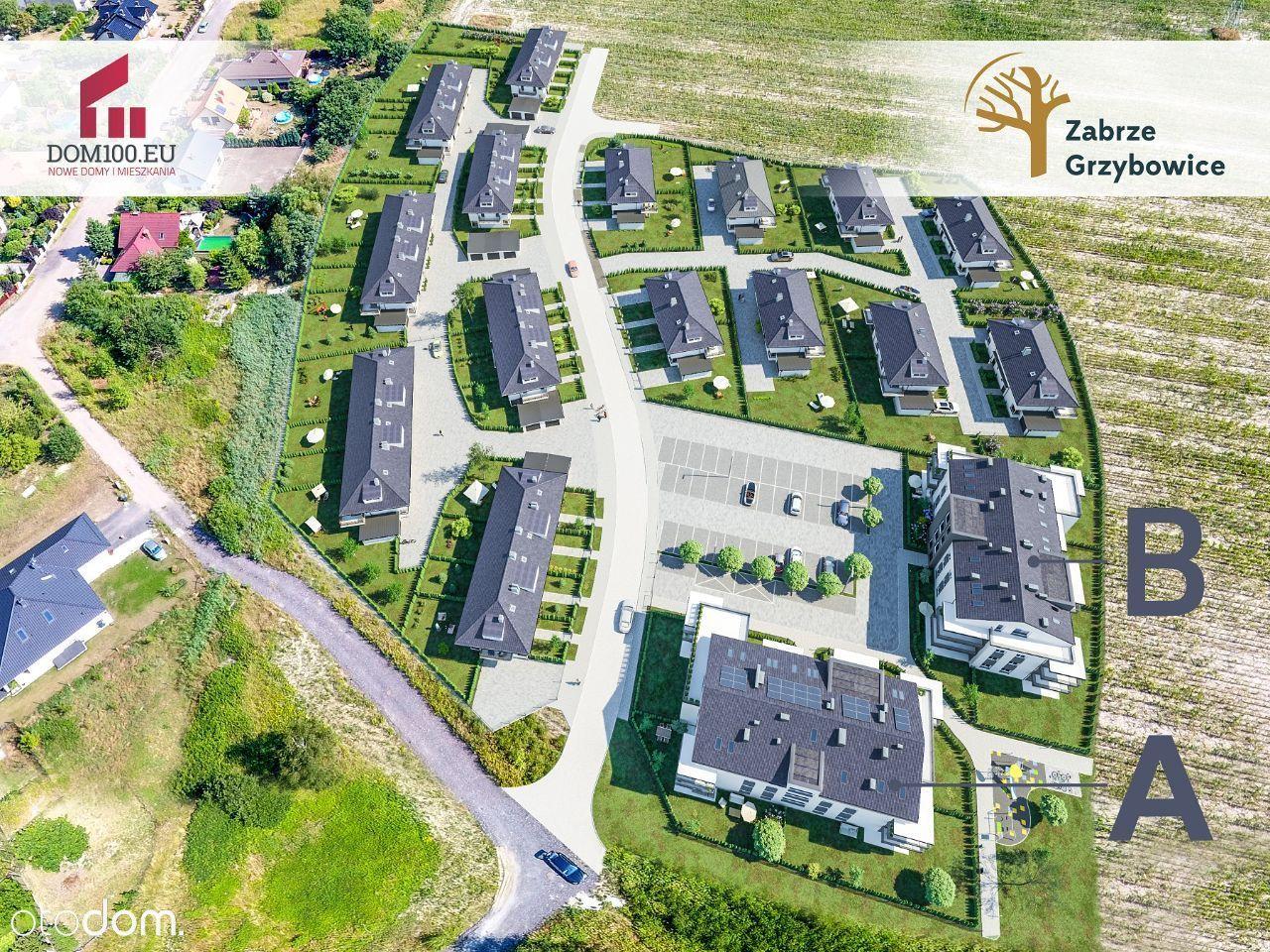 Nowe mieszkanie z ogrodem - Osiedle Grzybowice