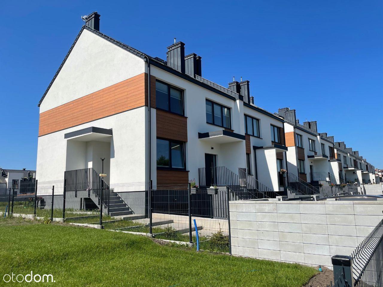 Dom 130m2 w Zabudowie Bliźniaczej -Gdynia Wiczlino